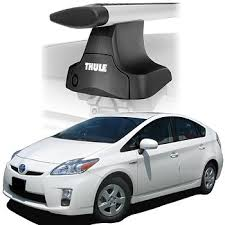 roof rack for toyota prius 2010 toyota prius roof rack complete system thule aeroblade