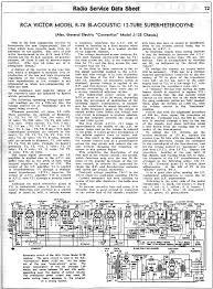 rca remote manual victor model r 78 b1 acoustic 12 tube superheterodyne radio