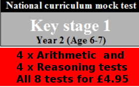 ks1 year 2 sats papers