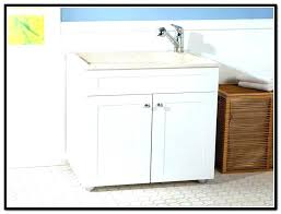 plastic utility sink lowes utility sinks sink lowes canada cabinet small laundry room 7 in and