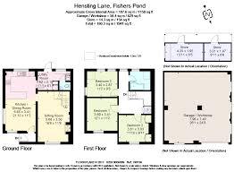 the burrow floor plan clyde bank cottages hensting lane fishers pond so50 3 bedroom