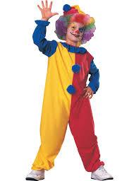 Halloween Costumes Circus Theme Child Simple Clown Costume Child