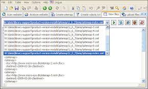 max urls in xml sitemaps and split using an xml sitemap index file