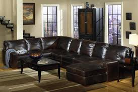restoration hardware leather sectional how to decorate a living