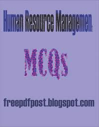 human resource management mcqs with answers free books store