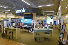 Barnes And Noble Jacksonville Florida Inside The B U0026n Pilot Store In Fredericksburg Va The Digital Reader