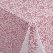 lace vinyl table covers plastic table cloths with clear plastic lace reasonably priced