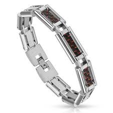 red links bracelet images Men 39 s bracelets jpg