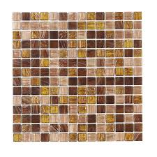 jeffrey court verona 12 in x 12 in x 4 mm glass mosaic wall tile