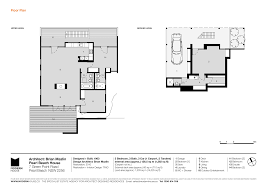 house designs and floor plans nsw modern house pearl beach house by brian mazlin