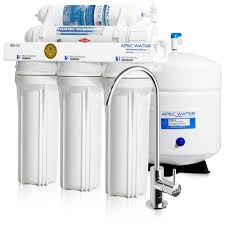 Reverse Osmosis Faucet Filter Crystal Clear Supply Water Filter Reverse Osmosis Faucet Brushed