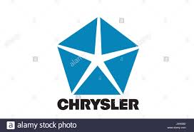 chrysler logo chrysler sign usa logo cars stock photo royalty free image