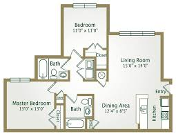 chalet floor plans farmville senior apartment parc crest senior apartment floor