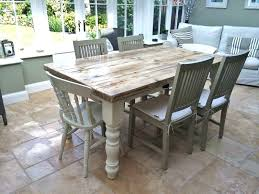 Chic Dining Tables Farmhouse Shabby Chic Table 4wfilm Org