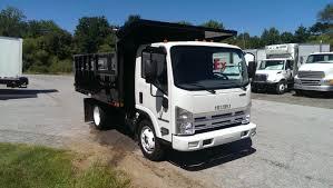 2015 isuzu npr hd efi landscape dump body truck bentley truck