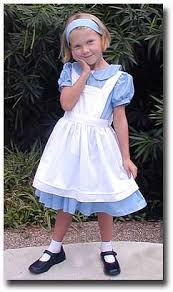 Alice In Wonderland Costume Alice In Wonderland Costume Custom Made To Order Costumes Also