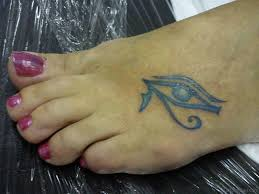 30 cool eye tattoos for foot