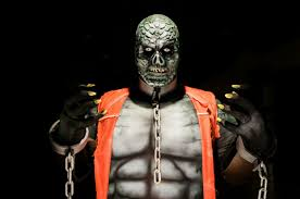 Killer Croc Halloween Costume Killer Croc Cosplay Album Imgur