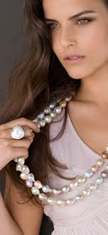 pearl necklace styles images Pearl necklaces jpg