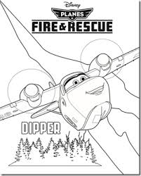 disney planes fire rescue coloring pages google