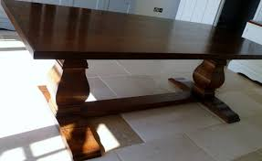 Oak Dining Furniture Bespoke Oak Dining Tables Living Room Decoration