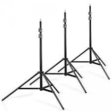 light stand weifeng portable light stand tripod video camera wf 806