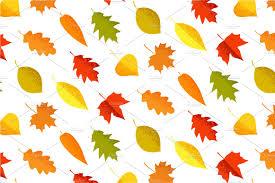 autumn leaves seamless pattern patterns creative market