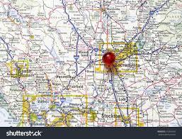 Map Sacramento Sacramento California Area Map Stock Photo 216975925 Shutterstock