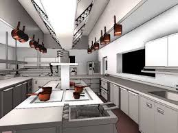 professional kitchen designs commercial kitchen design 3d norma