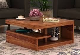 Coffee Table Buy Coffee Tables Online At Upto  Off In India - Wooden table designs images