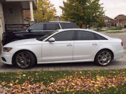 audi a6 kijiji audi a6 white buy or sell used and salvaged cars trucks