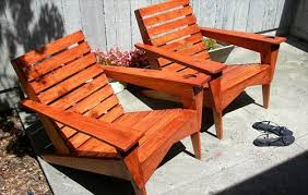 wooden pallets chairs plans pallets designs