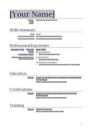 resume free format blank resume form exle of simple format exles basic within
