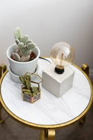 mr kate diy concrete lamp
