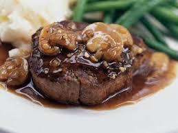 turkey mushroom gravy review by filet mignon with sherry mushroom sauce recipe myrecipes