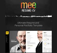 resume website examples savvy personal vcard resume template 50