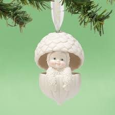 outdoors nature snowbabies porcelain bisque figurines and