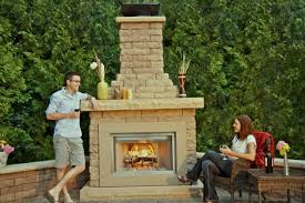 Stone Fireplace Kits Outdoor - modern concept outdoor gas fireplace kit diy outdoor gas fireplace
