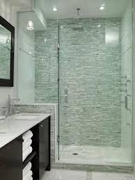 glass tile ideas for small bathrooms bathroom large glass tile shower bathroom designs using