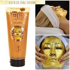 korea 24k gold mask l glutathione 220ml lazada