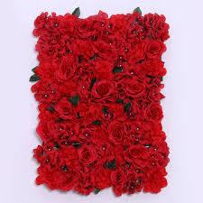 wedding backdrop china china artificial flower wall for wedding backdrop from jinhua