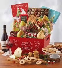 christmas wine gift baskets christmas gift basket with wine