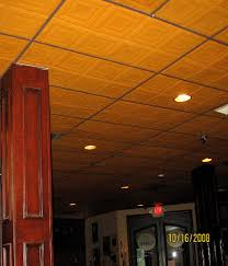 easy install tin ceiling tiles save money