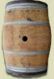 Oak Wine Cabinet Sale Decorative 30 Gallon Oak Wine Barrel At Wine Enthusiast 349 00