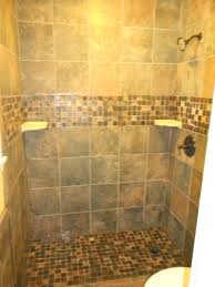 Bathroom Tiled Showers Ideas Colors Standing Shower Ideas Remarkable Stand Shower Tile Home Ideas