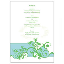 Blank Wedding Invitation Kits Blue U0026 Green Wedding Invitation Kit U2013 Claire Saffron Diy Printable