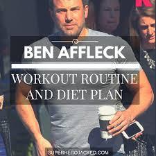 bonus download the free ben affleck batman workout pdf so if you