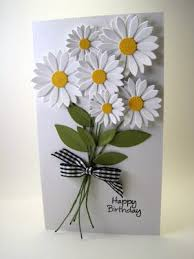 253 best cards w flower punches images on pinterest flower