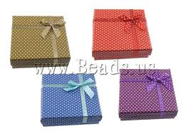 necklace set box images Free shipping cardboard jewelry set box designer jewelry box jpg
