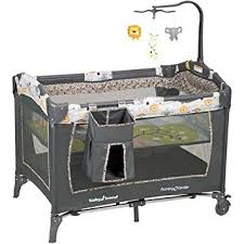 Playpen Bassinet Changing Table Baby Trend Nursery Center Playard Bassinet Playpen
